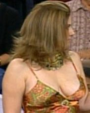 Judith Grace - Univision - No Bra, BIG Cleavage - VideoClip