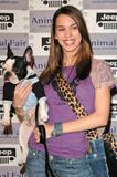 Christy Carlson Romano @ The Jeep Yappy Hour