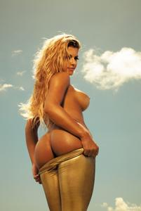 Barbara Rossi  nackt