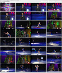 Jordin Sparks (Sasha Cohen skating) ~ Kaleidoscope on Ice 11/24/11 (HDTV)