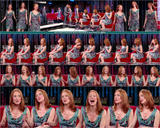 Alicia Witt @ Carson Daly Collages x2