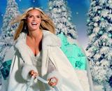Heidi Klum white top is painted on Foto 662 (����� ���� ����� ���� ���������� �� ���� 662)