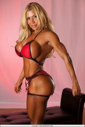 nude Flavia crisos bodybuilder