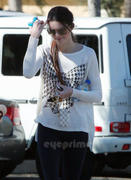 Kendall Jenner out & about in Calabasas, January 21, 2012