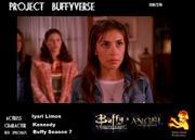 "Iyari Limon (""Kennedy from Buffy"")  FOOT THREAD (Project Buffyverse 7) Pics & Video"