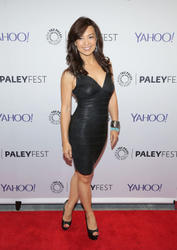 Ming-Na Wen - Marvel's Agents of SHIELD Paleyfest Event in NY (10/19/14)