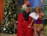 Ingrid Coronado - BIG UPSkirt now w/ SLO-MO - Univision - VideoClip