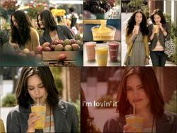 Rachel Specter - McDonalds 2011 ad