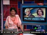 "TAMRON HALL pokies - ""MSNBC News Live"" (May 19, 2009) - *sexy, pokies*"