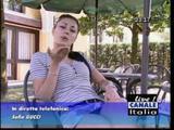 Italian Pornostar Sofia Gucci (girlfriend of Don Johnson) from 'Canale Italia'  LEGS - video -