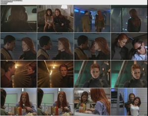 Angie Everhart - Executive Target (1997) [DVD]