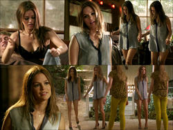 Rachel Bilson - Hart of Dixie S2 ep 2/4/5 x3